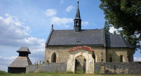 Česká a slovenská republika - jihovýchod - blansko - černá hora