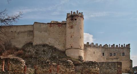 Hrad a zámek boskovice
